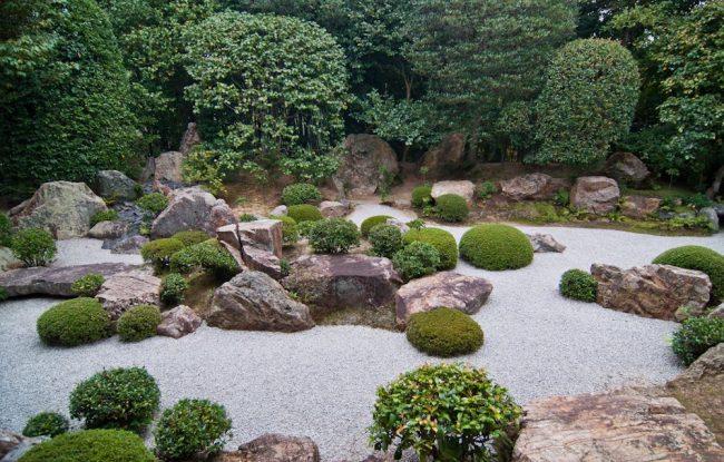 Jardin De Piedras 30 Fotos E Ideas Decoraideas - Jardin-con-piedras