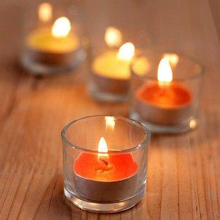Adornos con velas decorativas ecoraideas - Velas decorativas ...