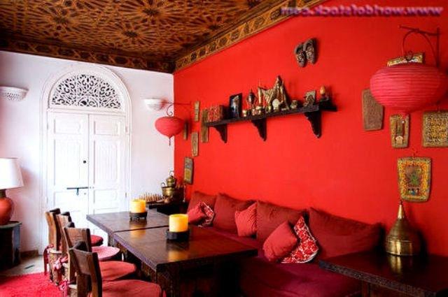 Decoraci n marroqu 100 ideas y fotos ecoraideas - Casas marroquies ...