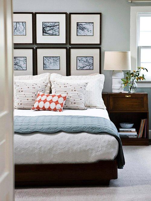 Cuadros decorativos 30 fotos y consejos - Cuadros feng shui dormitorio ...