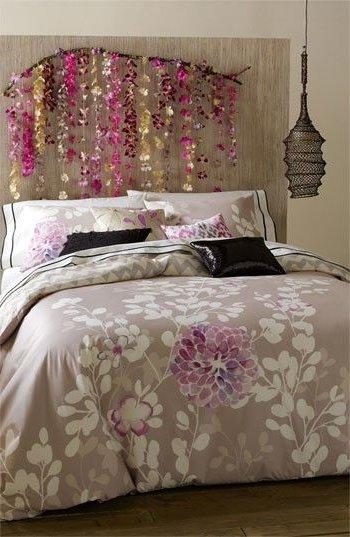 Cabeceros de cama modernos f ciles de hacer ecoraideas - Dibujos para cabeceros de cama ...