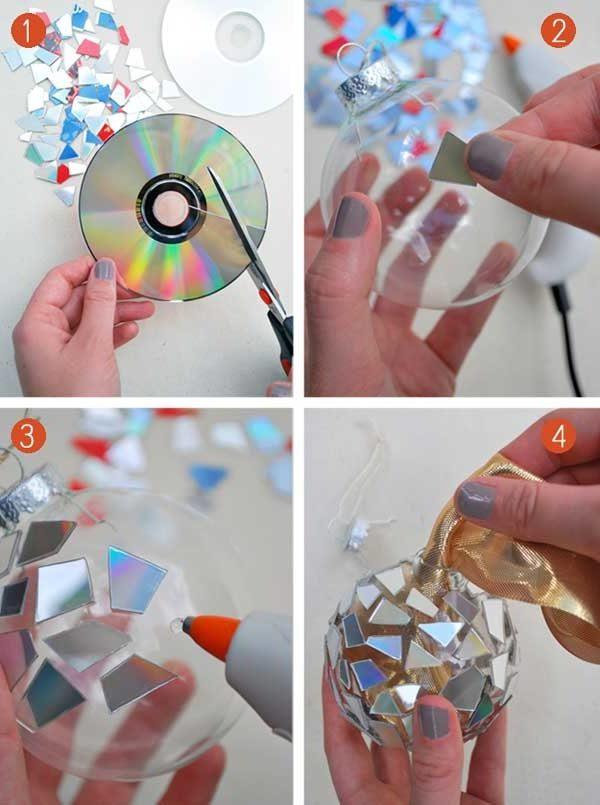 Manualidades con material reciclado para el hogar - Manualidades para decorar el hogar paso a paso ...