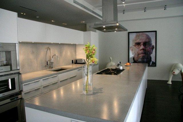 Cocinas de cemento 20 ideas y fotos – Decora Ideas