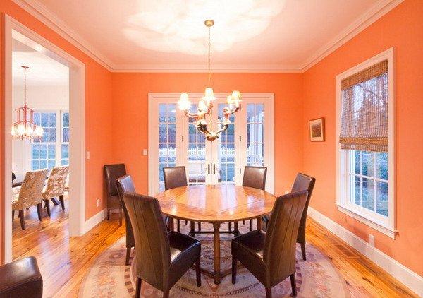 Color naranja en decoración moderna – ÐecoraIdeas