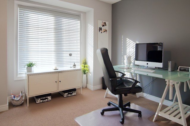 C mo decorar y ordenar una oficina for Elementos para decorar una oficina