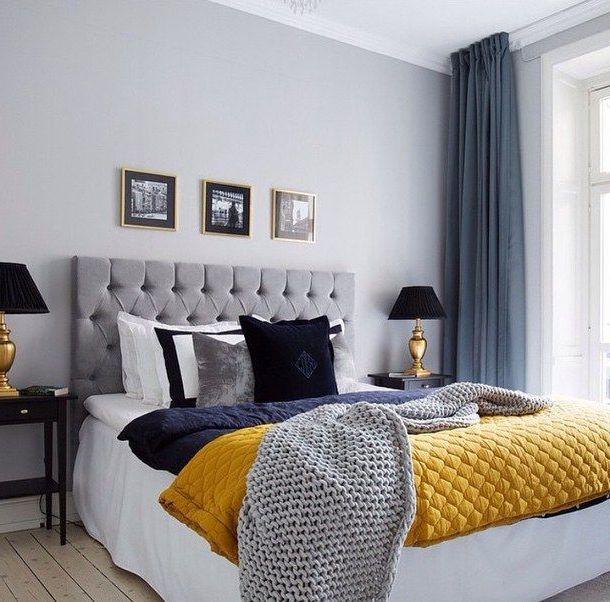 Colores para dormitorios 100 combinaciones perfectas - Habitaciones pintadas de colores ...