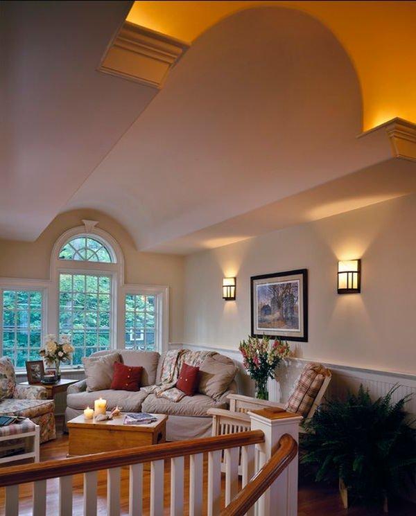 con respecto a las lmparas de pared no solamente se pueden utilizar para iluminar una habitacin sino que podemos de sus hermosos diseos