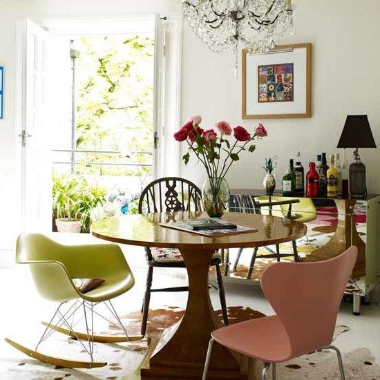 16 consejos para la decoracin de comedores pequeos - Fotos de comedores modernos ...