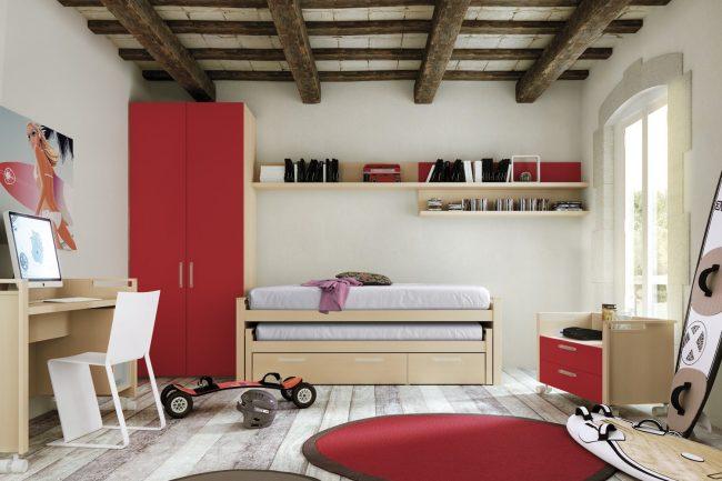 Dormitorios Juveniles 40 Fotos E Ideas De Decoracion Decoraideas - Decoracion-dormitorios-juveniles-modernos