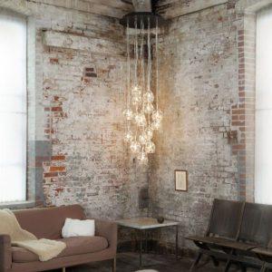 Lámparas modernas 40 fotos, ideas y tendencias