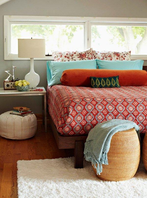 Decorar el dormitorio con poco dinero decora ideas - Decorar el jardin con poco dinero ...