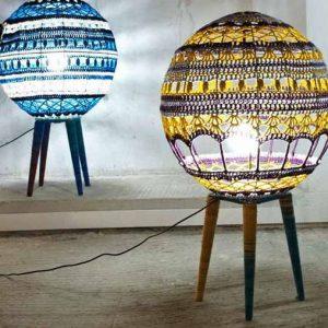 Lámparas recicladas 10 ideas paso a paso