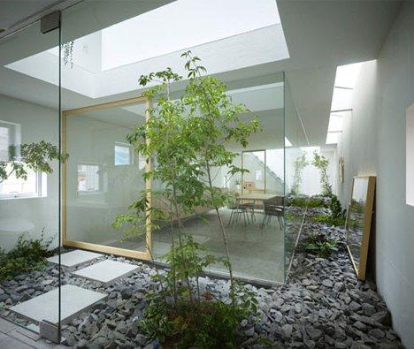 Jardines Interiores Modernos 25 Fotos Y Consejos De Diseño