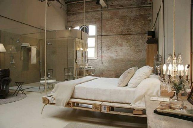 son una efectiva forma de agregar inters y a los dormitorios sin importar el estilo de los mismos ya que estas camas son poseedoras de una