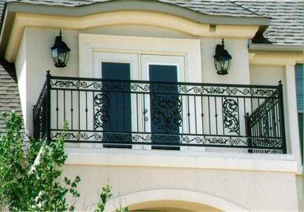 Colores para exteriores y fachadas 2017 30 fotos de - Mejor pintura para hierro exterior ...