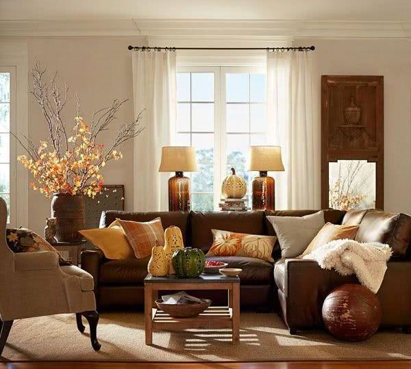 ideas de sala neutral marrón Colores Que Combinan Con Marrn EcoraIdeas
