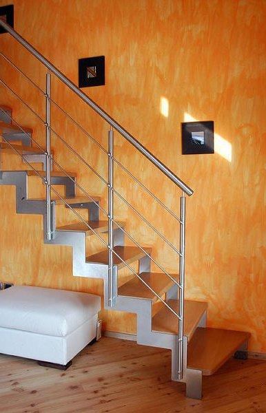 Escaleras modernas 50 Fotos e Ideas