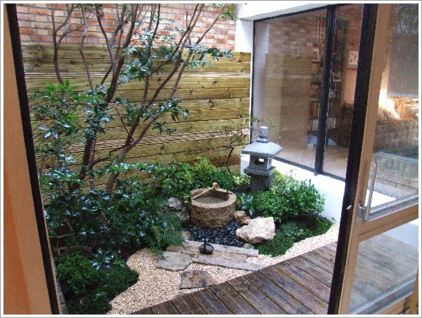 Jardines interiores modernos 25 fotos y consejos de dise o for Imagenes de jardines interiores