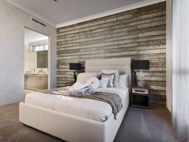 Dormitorios modernos 2019 de 150 fotos y tendencias Revestimiento para paredes dormitorios