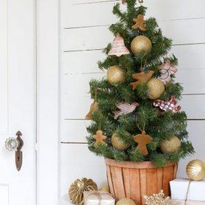 Decoración de árboles de Navidad 2018 2019