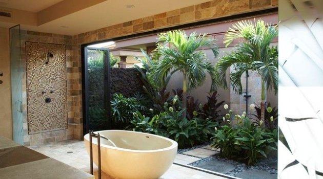 Jardines interiores modernos 25 fotos y consejos de dise o ecoraideas - Jardines verticales de interior ...