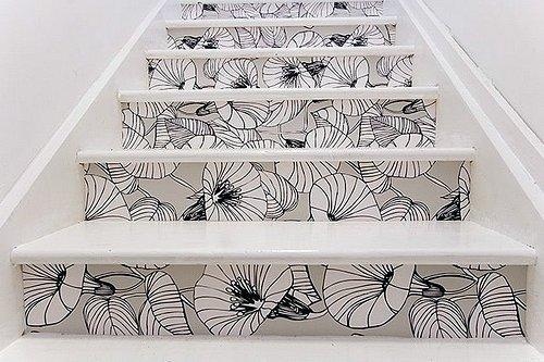 Escaleras modernas 50 fotos e ideas ecoraideas for Escaleras de madera decoracion ikea