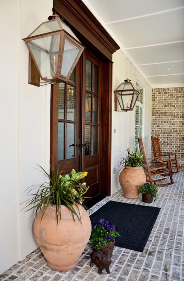 Macetas decorativas 70 fotos e ideas ecoraideas for Mamparas decorativas para casa