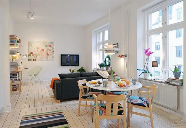 Pisos modernos 60 fotos y consejos de decoraci n ecoraideas for Decoracion de interiores departamentos pequenos modernos