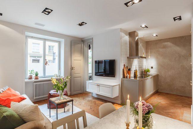 Pisos modernos 60 fotos y consejos de decoraci n ecoraideas for Modelos de apartamentos modernos y pequenos