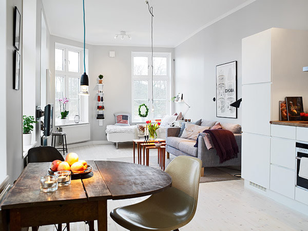 Pisos modernos 60 fotos y consejos de decoraci n for Decoracion piso gris