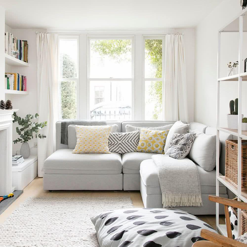 Cojines Decorativos Para Salas Sillones Y Suelo 50 Fotos