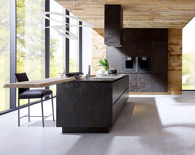 Cocinas modernas 2019 dise os modelos 150 im genes for Azulejo para pared de sala