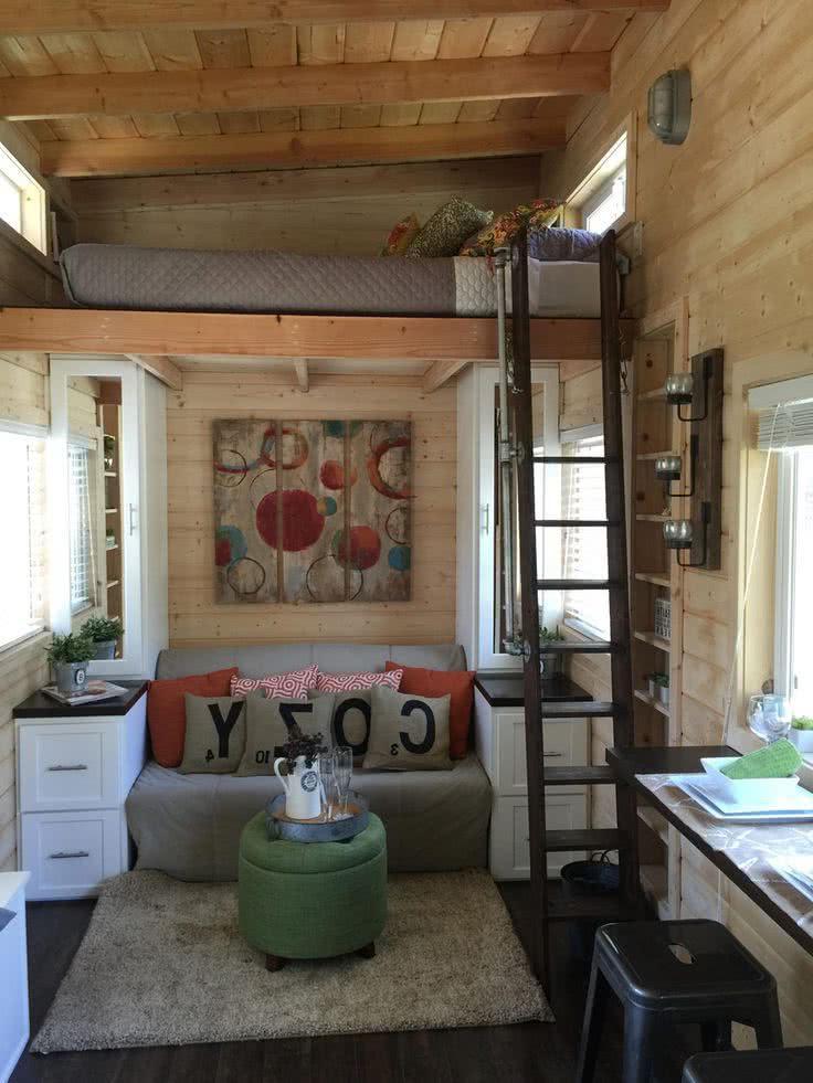 Decoraci n y dise o de interiores de casas peque as for Aplicacion para decorar interiores