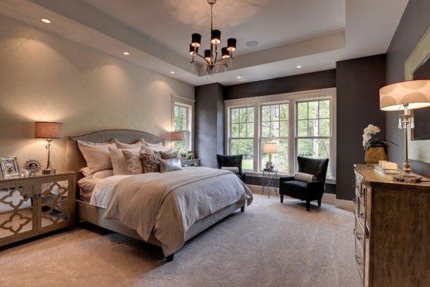 Dormitorios modernos 2017 de 150 fotos y tendencias for Ideas decoracion dormitorio matrimonio