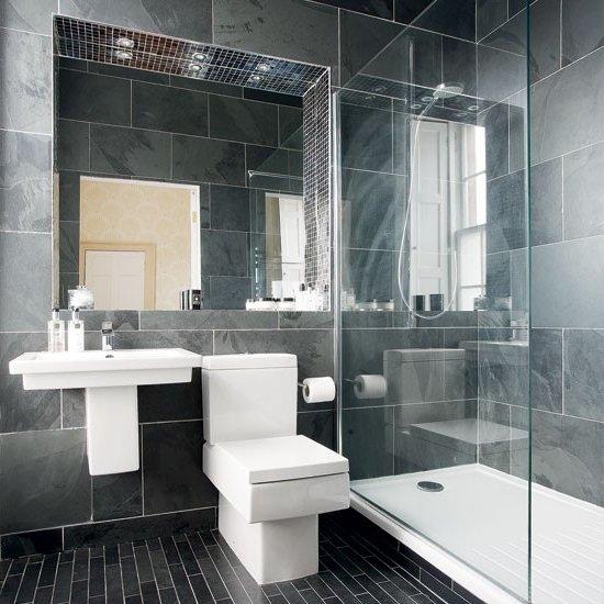 Ba os modernos 2018 dise os modelos decoraci n ecoraideas for Banos modernos para apartamentos
