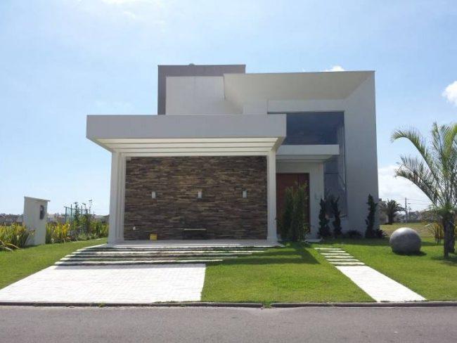 fachadas de concreto pulido - Fotos De Fachadas De Casas