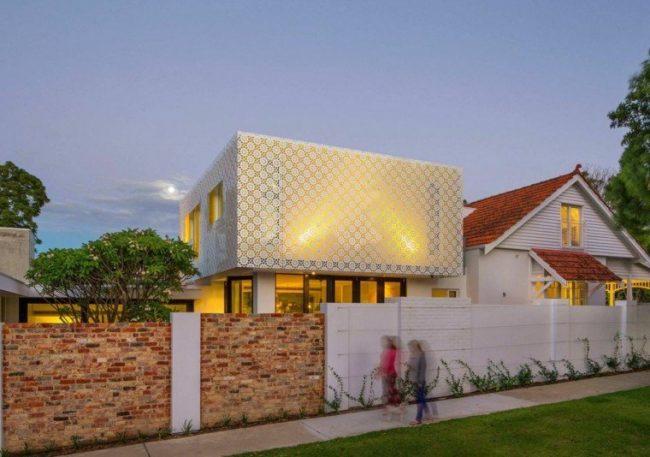 Materiales para fachadas exteriores de casas materiales para fachadas exteriores de casas with - Material para fachadas exteriores ...