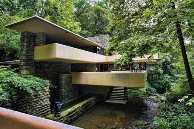 Fachadas de casas modernas 2019 de 70 fotos for Piedra rustica para fachadas