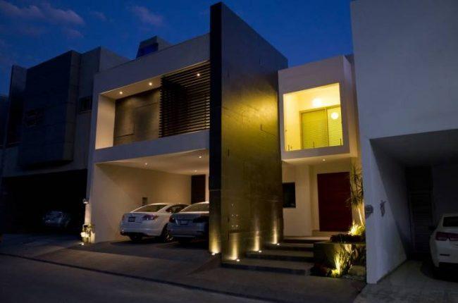 Fachadas de casas modernas 2018 de 70 fotos ecoraIdeas