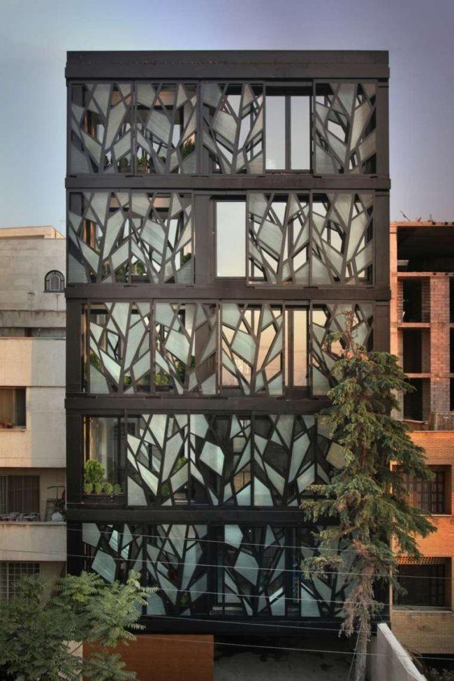 Fachadas de casas modernas 2019 de 70 fotos Pisos modernos para casas minimalistas