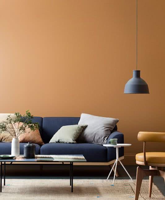 Colores para interiores paredes y pintura 2018 de moda - Colores calidos para interiores ...
