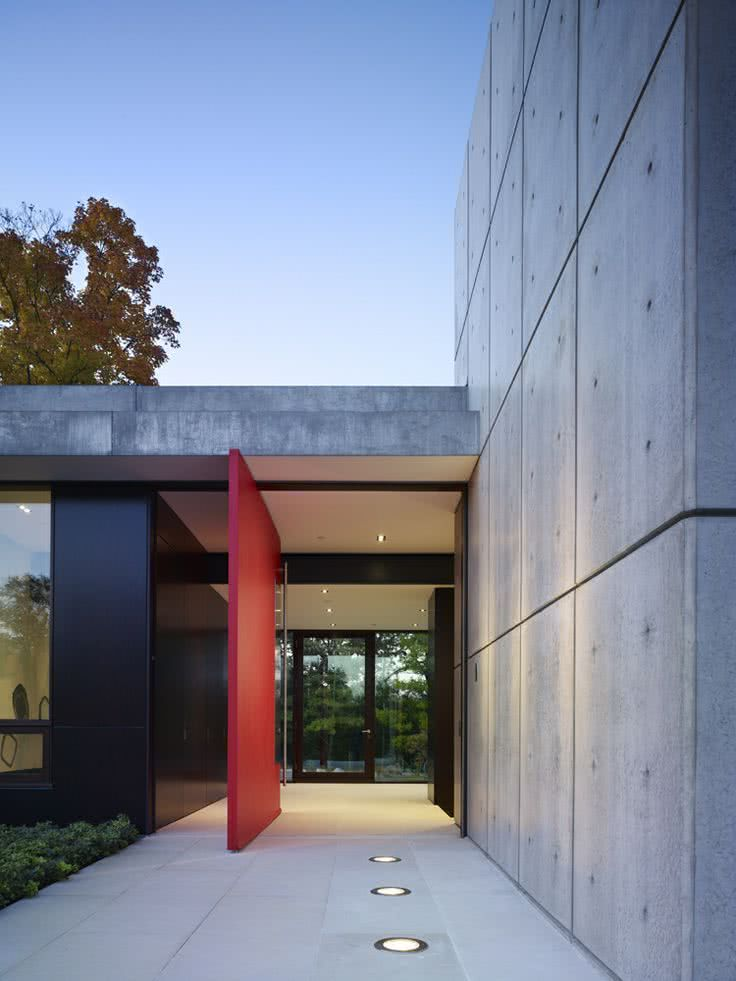 Fachadas de casas modernas 2018 de 70 fotos ecoraideas for Modelos de fachadas modernas