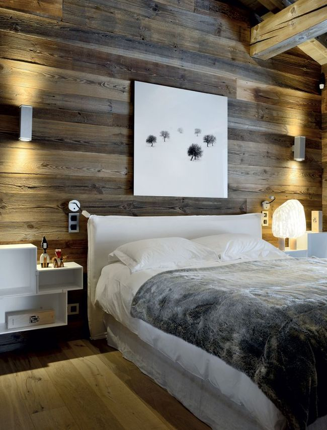Decoracion De Dormitorios 2018 Tendencias Y 130 Fotos Decoraideas - Habitaciones-zen