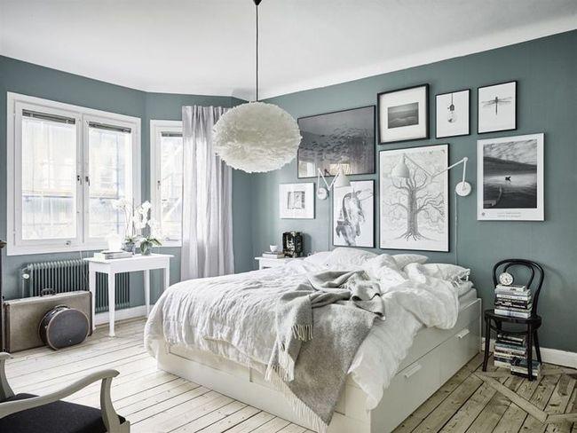 Decoraci n de dormitorios 2018 tendencias y 130 fotos for Colores en paredes 2016