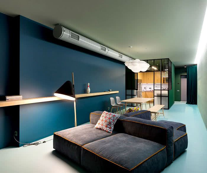 Iluminacion salon moderno iluminar un saln with - Ideas iluminacion salon ...