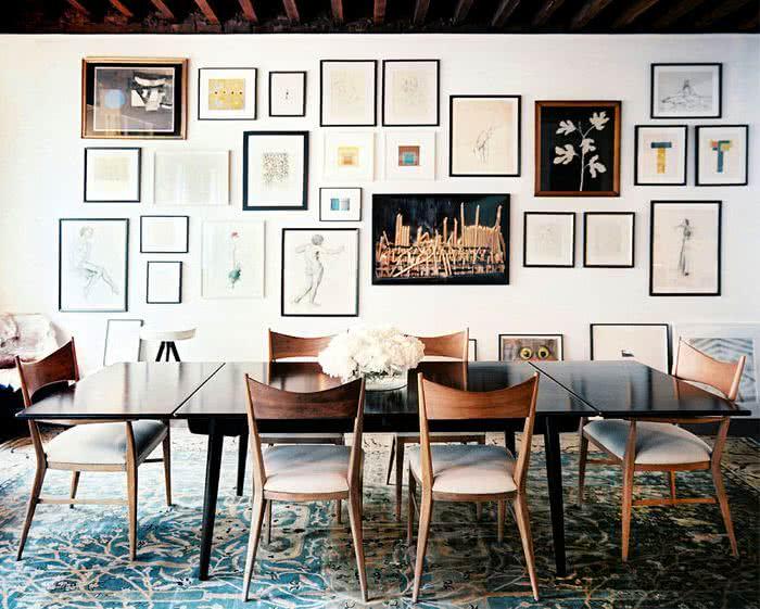 Comedores modernos 2019 + de 170 fotos e ideas de decoración
