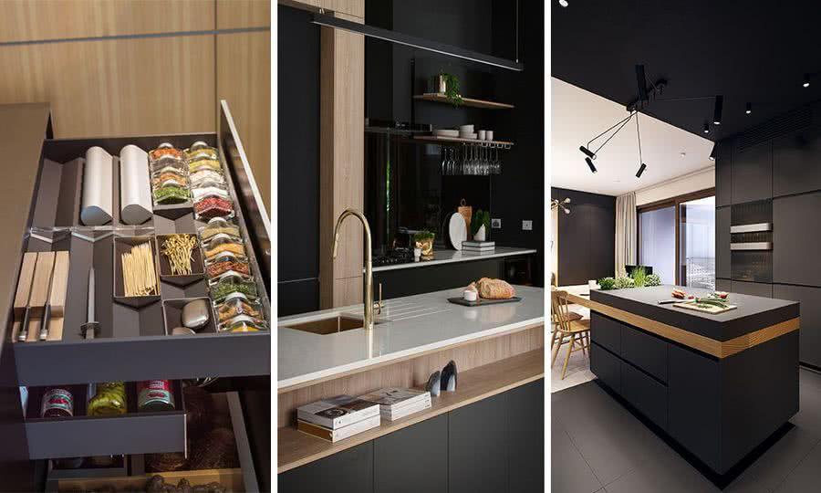 Cocinas Modernas 2018 – Diseños Modelos 150 Imágenes – ÐecoraIdeas