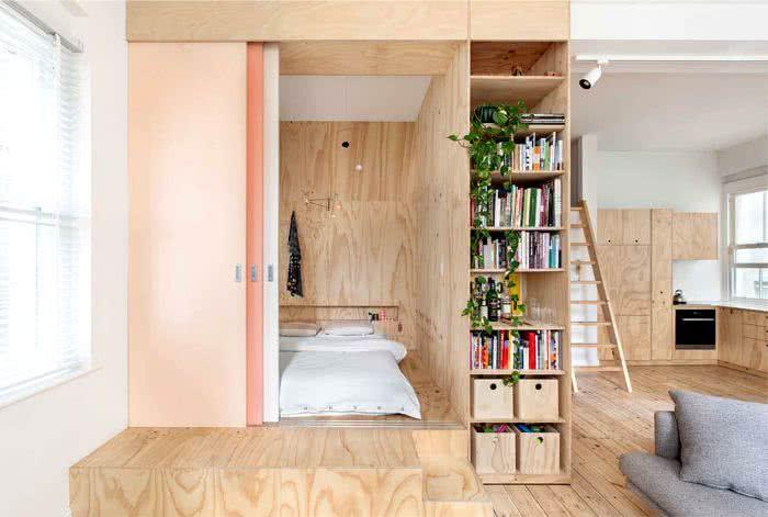 Dormitorios modernos 2018 de 150 fotos y tendencias for Acabados apartamentos pequenos