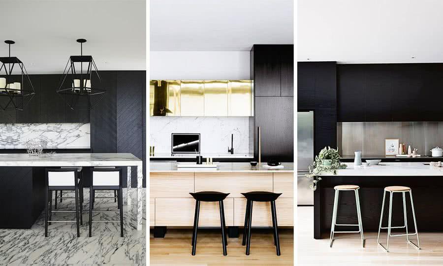 Cocinas Modernas 2018 – Diseños Modelos 150 Imágenes – Decora Ideas