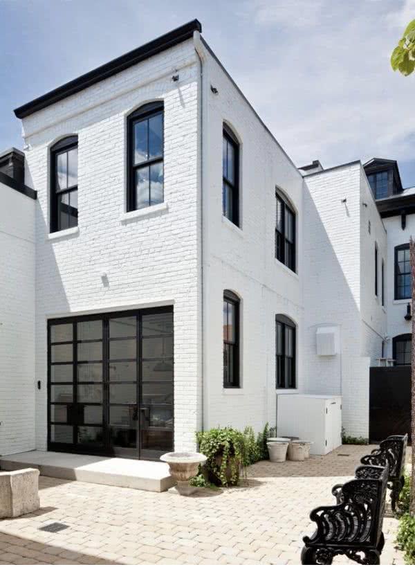 colores para exteriores y fachadas de casas 2019